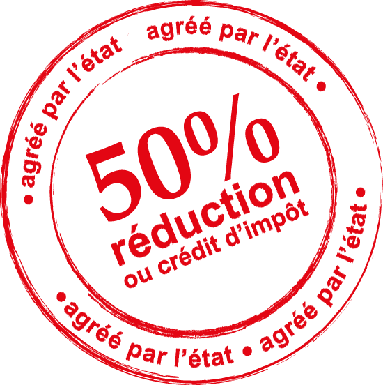 50% de reduction d'impots